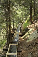 acquedotto montano