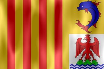 drapeau provence alpes cote d'azur
