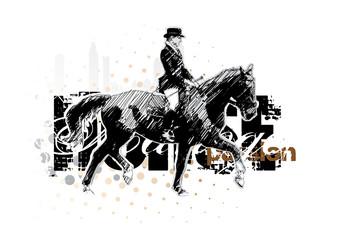 horse 3