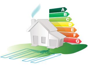 geothermie - bilan consommation electrique