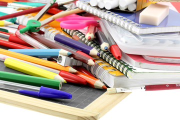 petit matériel scolaire, rentrée des classes, papeterie