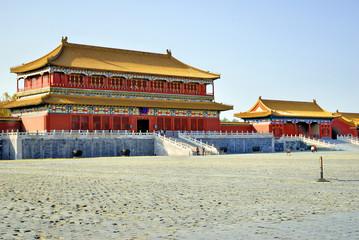 Verboden Stad (Gu-gong), Peking, China