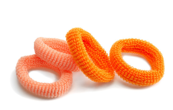 elastic rings for hair