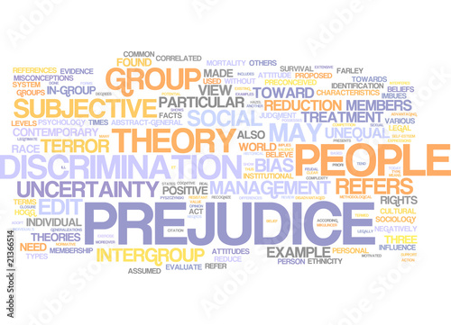 the difference between prejudices and stereotypes essay Free essay: prejudice can be described as an opinion formed against a person or group based on a stereotype (prejudice) while stereotypes are classified as.