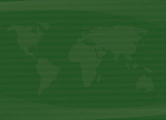 World with lines green - fototapety na wymiar