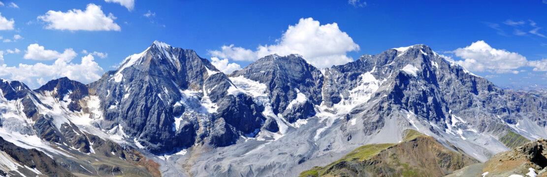 Südtiroler Dreigestirn - Ortler & Königspitze