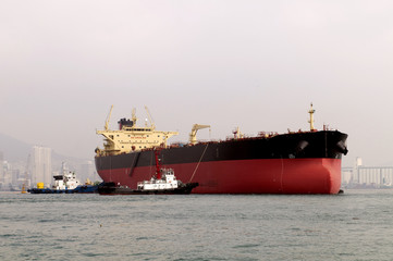 Power and gas industry-crude oil tanker