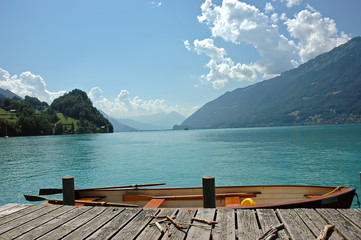 Lac Suisse Interlaken