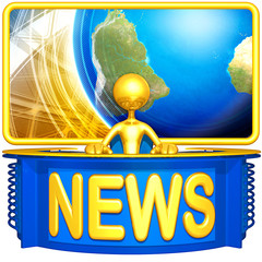Gold Guy World News