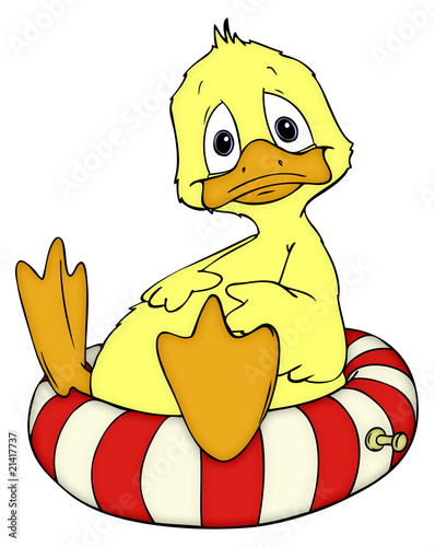 Schwimmbad comic kinder  Ente, Schwimmreifen, Schwimmbad, Teich, See