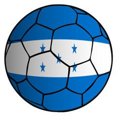 Balón Bandera Selección Honduras