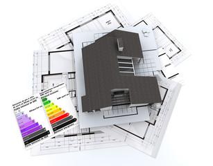 Energy saving in construction