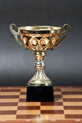 Puchar na szachownicy