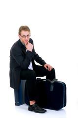 Sales representative, traveler