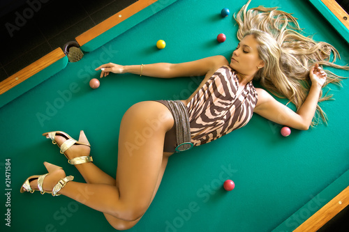Pool Table Sex Games