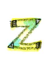 アルファベット大文字Z