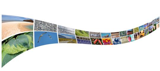 Bannière d'images