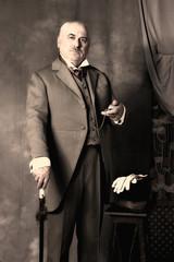 1 portrait of a gentleman