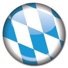 Chapa bandera Baviera