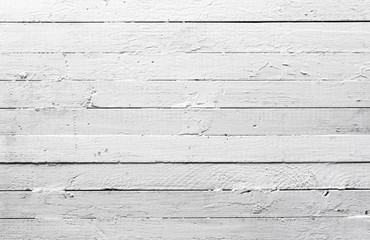 Painted white wooden plank texture