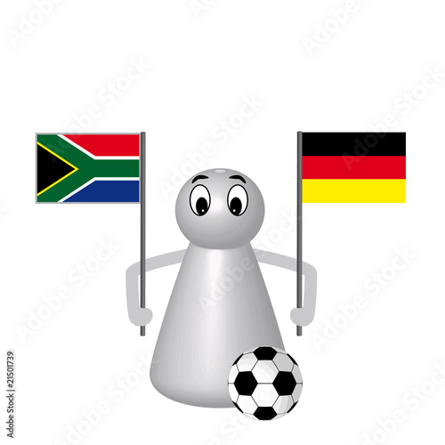 Fussballfan Stock Image And Royalty Free Vector Files On