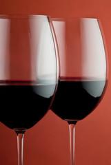 Two wineglass