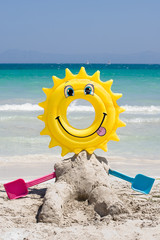 Fototapete - Summer holiday