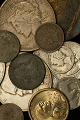 American New and Vintage Coins