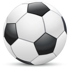Vektor-Fussball