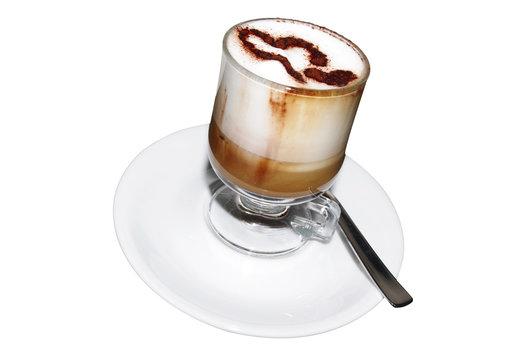 Caffè Marocchino con Cuoricini 01 03 10