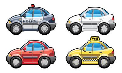 illustration of sedan