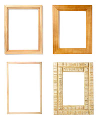 wooden frame art decoration gallery