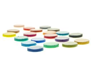 multi color