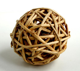 Decorative Straw ball