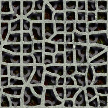double grate seamless texture