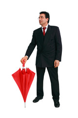 Managerserie- Regenschirm