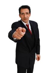 Gestenserie- Zeigefinger