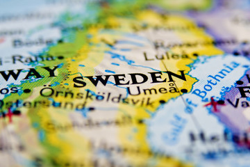 Sweden on the Map