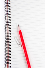 Pencil Clip and Pad