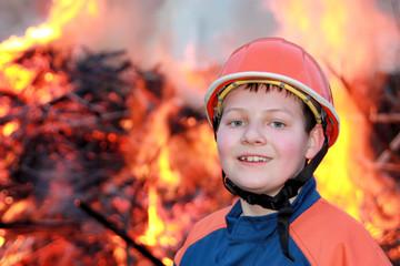 Ich werde Feuerwehrmann!