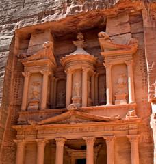 Treasury tomb, Petra Jordan