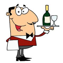 Male Waiter