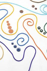 cordones y botones