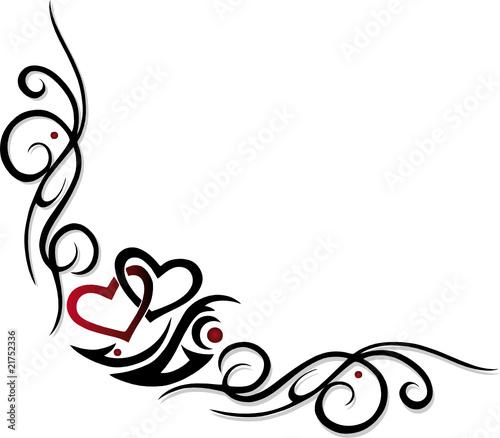 Hearts Tattoo Set Herz Tattoo Klein Herz 3