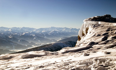 Mountain view - Dachstein..