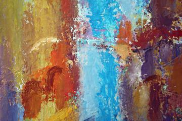 Malerei - Textur