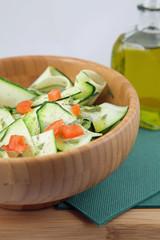Salade de Courgettes #4