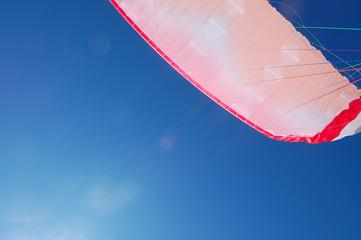 Paraglider Sail