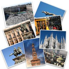 cartoline di Milano