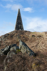Nielsons Monument at Dumfries and Galloway